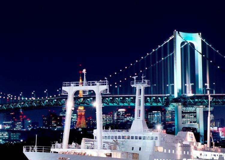 5.Tokai Kisen Tokyo Takeshiba Terminal