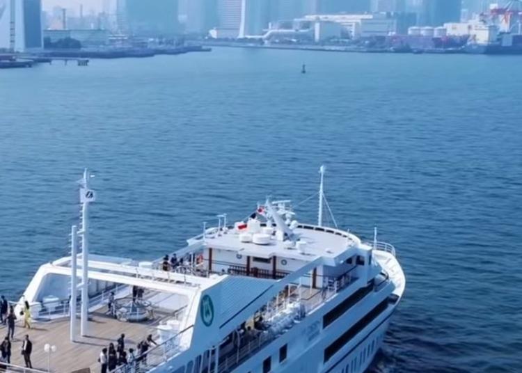7.SYMPHONY TOKYO BAY CRUISE