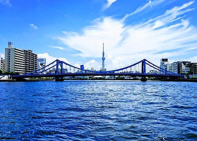 4위. Tokyo Water ways Co.,Ltd