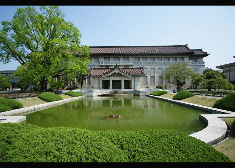 1위. 도쿄 국립 박물관