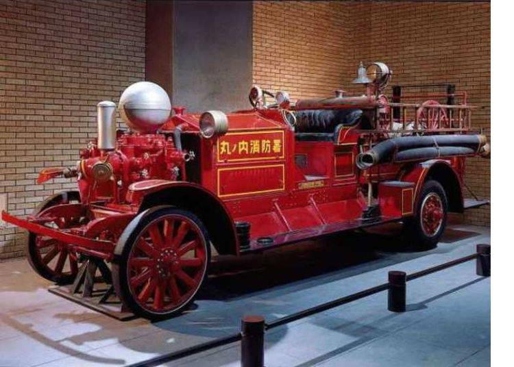 9위. Fire Museum