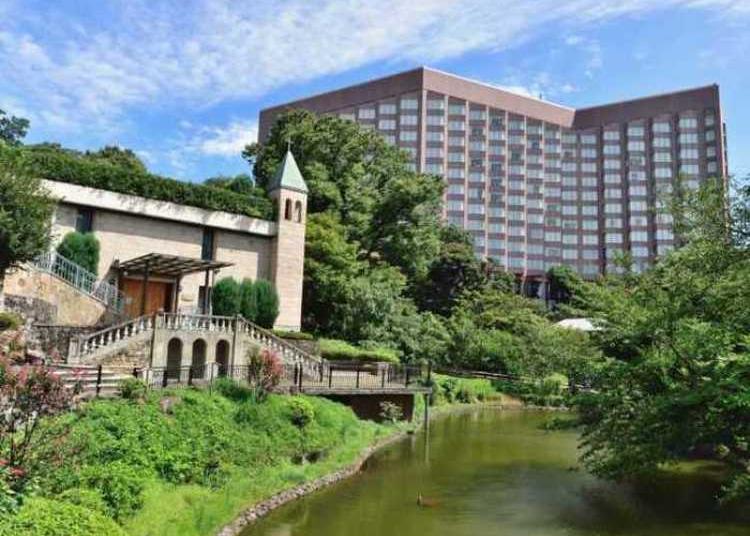 3위. Hotel Chinzanso Tokyo