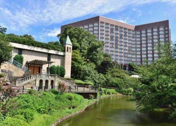 第2名:Hotel 椿山莊東京
