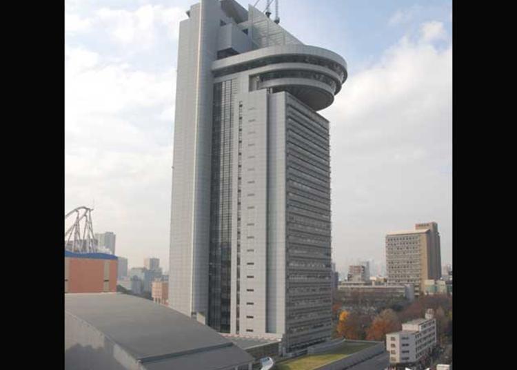 1.Bunkyo Civic Center Observation Lounge