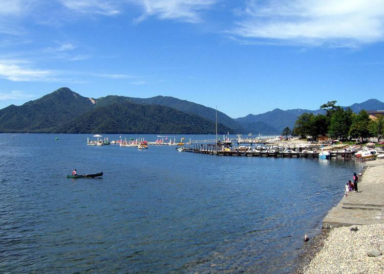 4.Lake Chuzenji