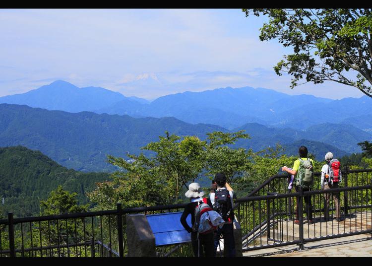 2.Mt. Takao