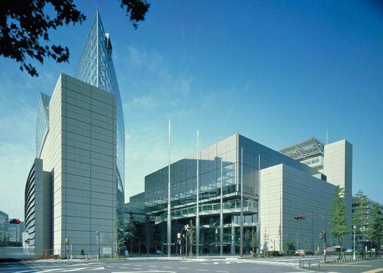 2.Tokyo International Forum