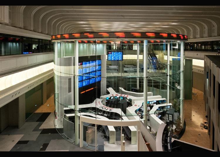 5.Tokyo Stock Exchange, Inc.