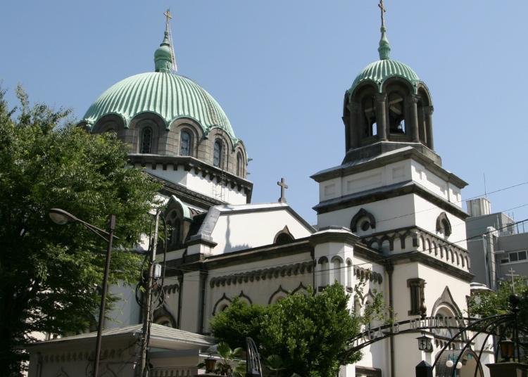 9.Nikolai-do Holy Resurrection Cathedral