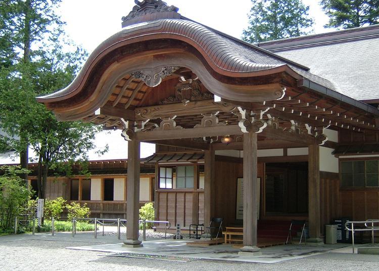 10.Nikko Tamozawa Imperial Villa Memorial Park