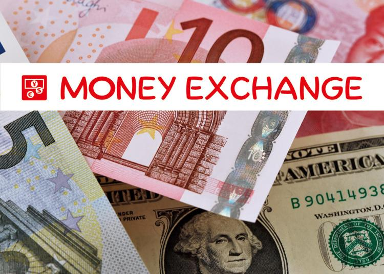 2.World currency shop Mitsubishi UFJ Trust & Banking Honten