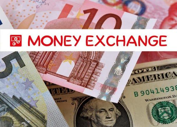 6.World currency shop Shinjuku Minamiguchi KeioMall Annex