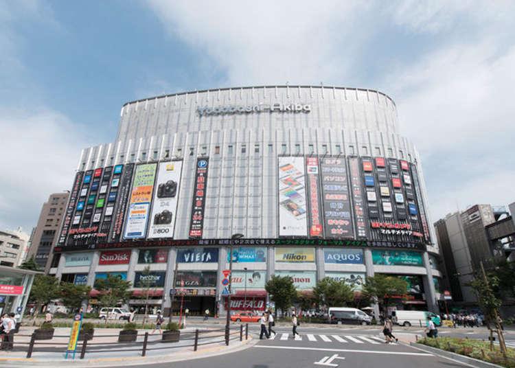 Tokyo Trip: Most Popular Spots in Akihabara (September 2019 Ranking) - LIVE JAPAN