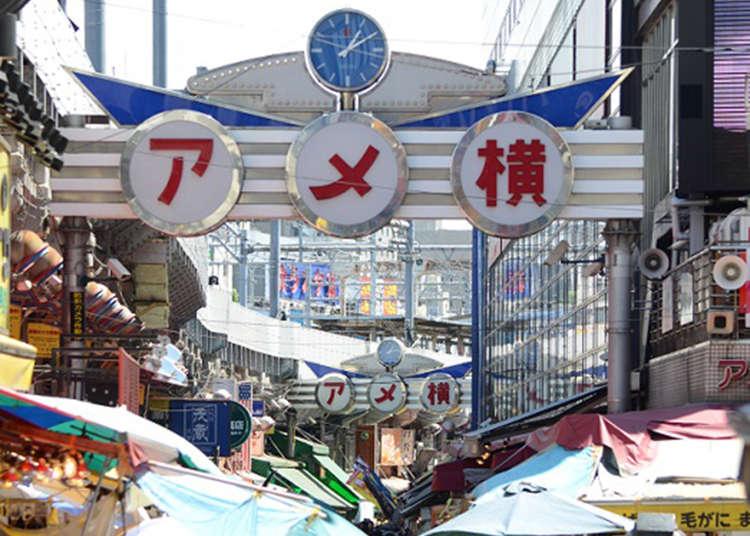 上野で外国人観光客に人気のスポットは? 2019年9月ランキング