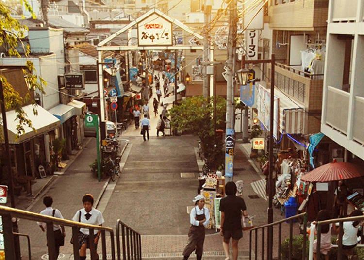 【第2位】谷中銀座商店街