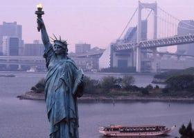 お台場で外国人観光客に人気のスポットは? 2019年9月ランキング