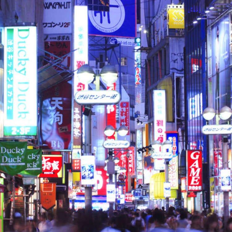 渋谷で外国人観光客に人気のスポットは? 2019年9月ランキング