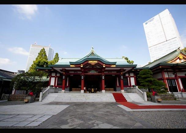 2.Hie Shrine