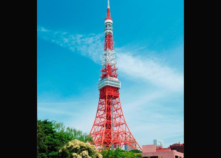 6.Tokyo Tower