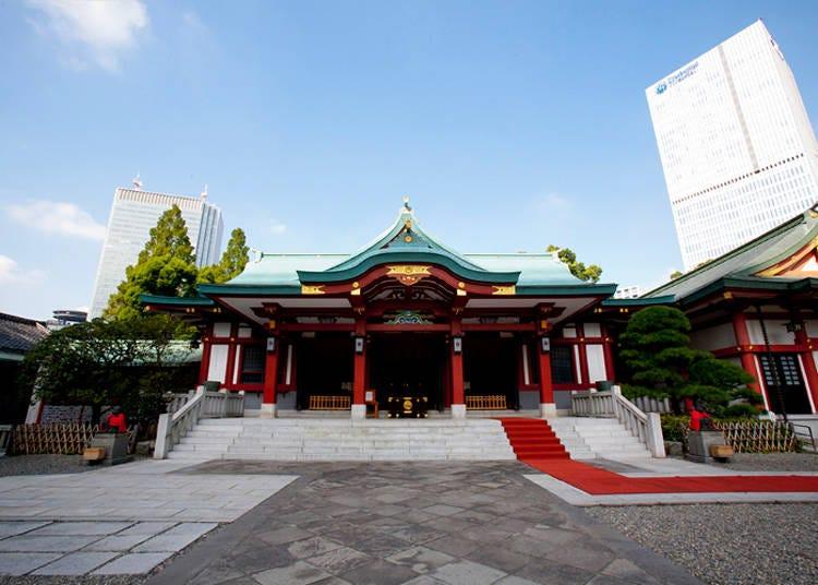 第2位:日枝神社