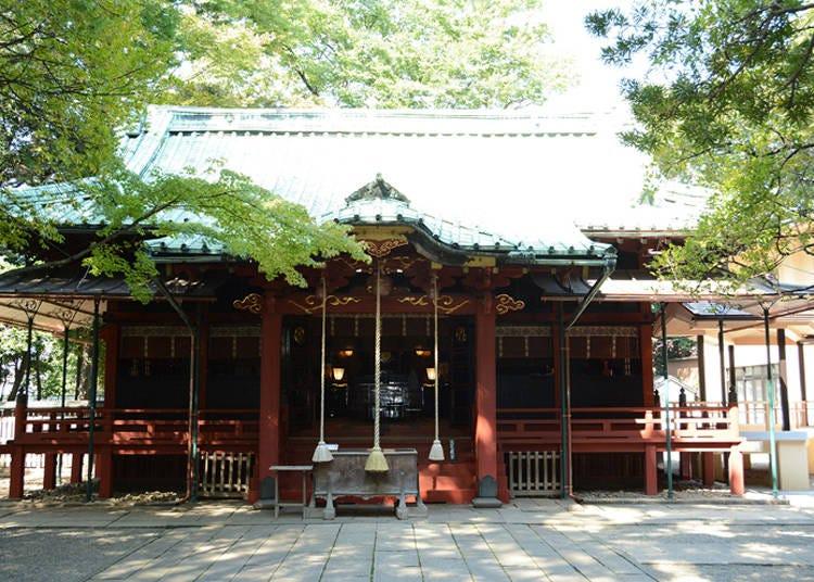 第8位:赤坂氷川神社