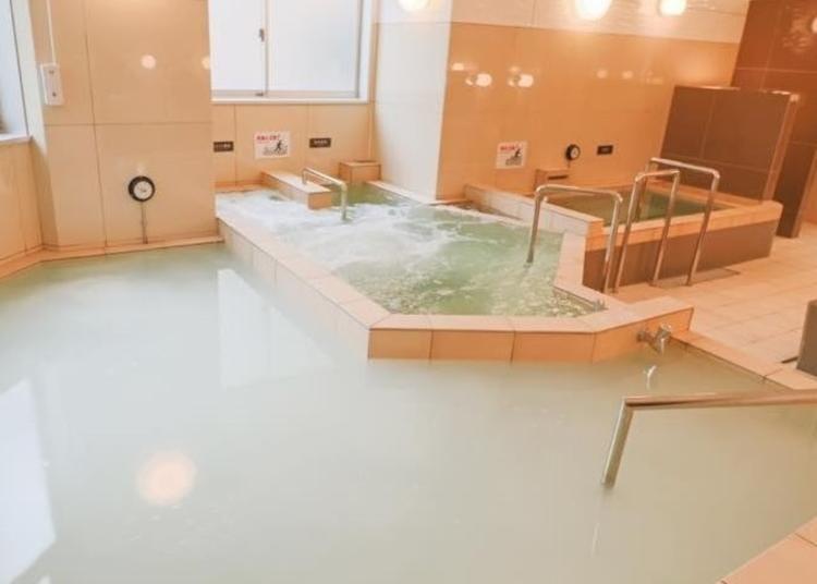 2.Myouhou: Japanese public bath