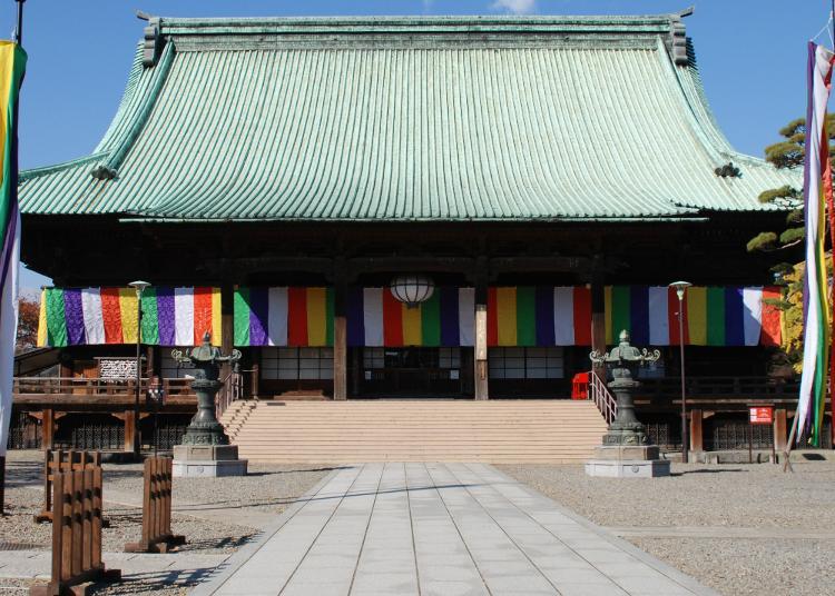 第8位:護国寺