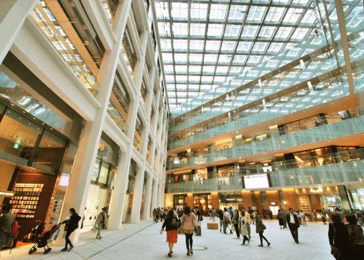東京駅周辺で外国人観光客に人気のスポットは? 2019年9月ランキング