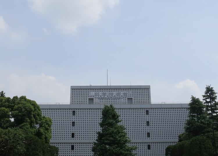 第8位:科学技術館