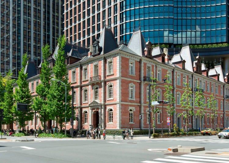 第1位:三菱一号館美術館