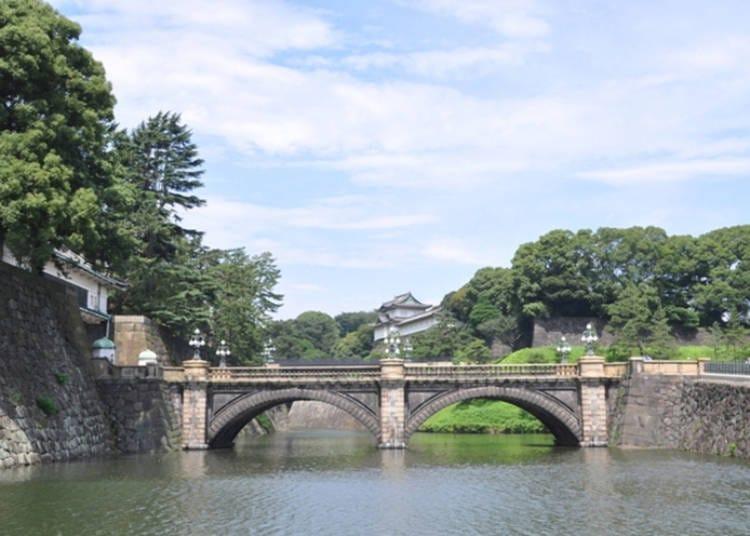 第10位:二重橋