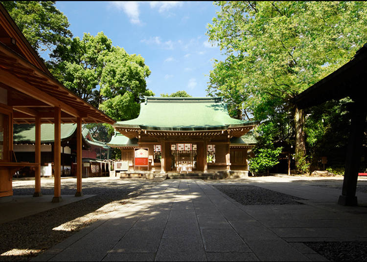 第9位:川越氷川神社