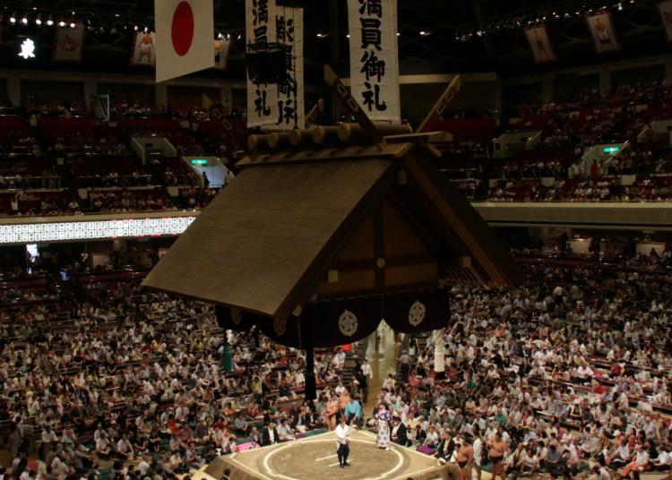 6.Ryogoku Kokugikan