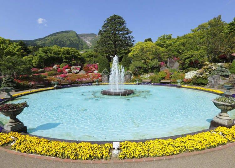 第6位:箱根強羅公園