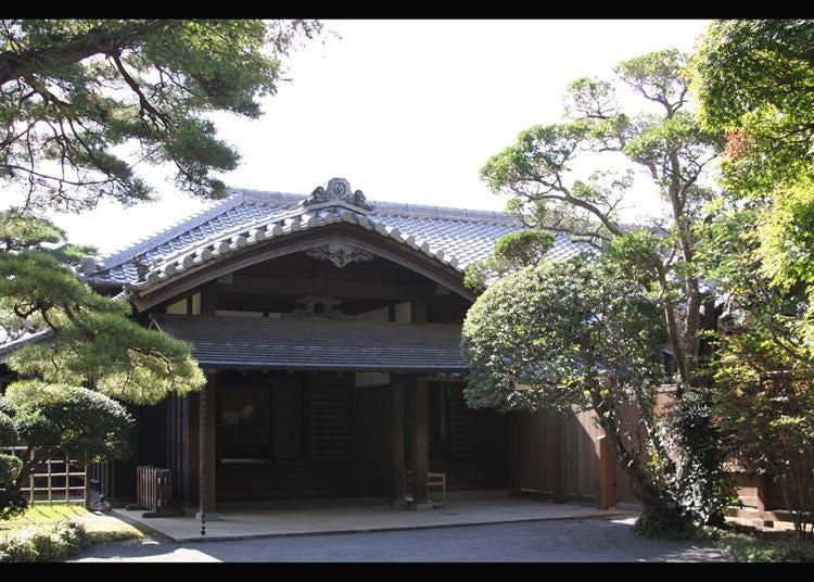 第9位:旧堀田邸
