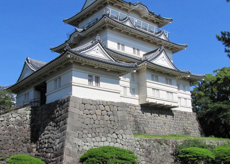 第6位:小田原城