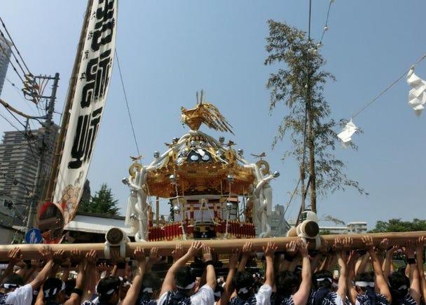 7. Sumiyoshi Shrine