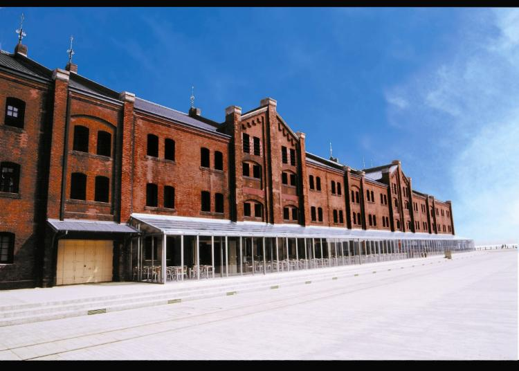 6.Yokohama Red Brick Warehouse
