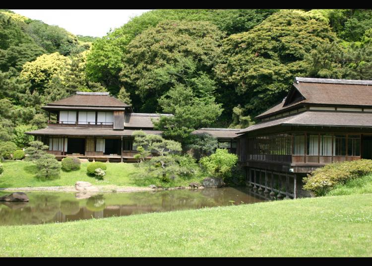 1.Sankeien Garden