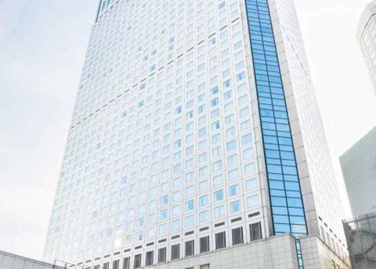 7위. Shinagawa Prince Hotel