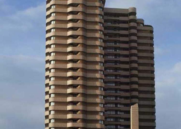 10위. Tokyo Marriott Hotel