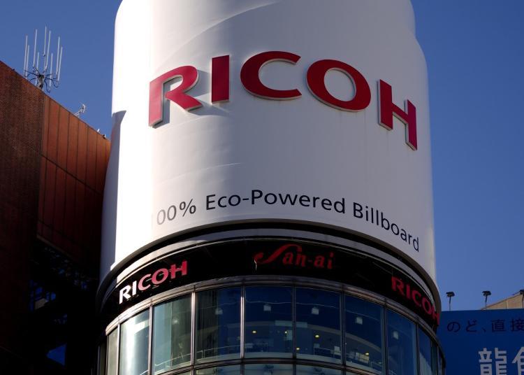 6위. RICOH Imaging Square GINZA