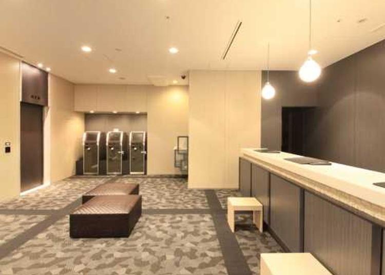 2.Richmond Hotel Sapporo Ekimae
