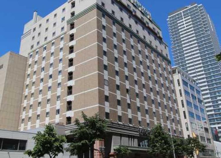 3.HOTEL MYSTAYS Sapporo Aspen