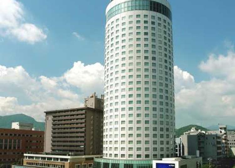 4.Sapporo Prince Hotel