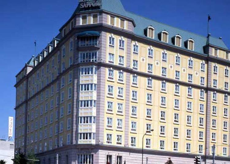 8.Hotel Monterey Sapporo