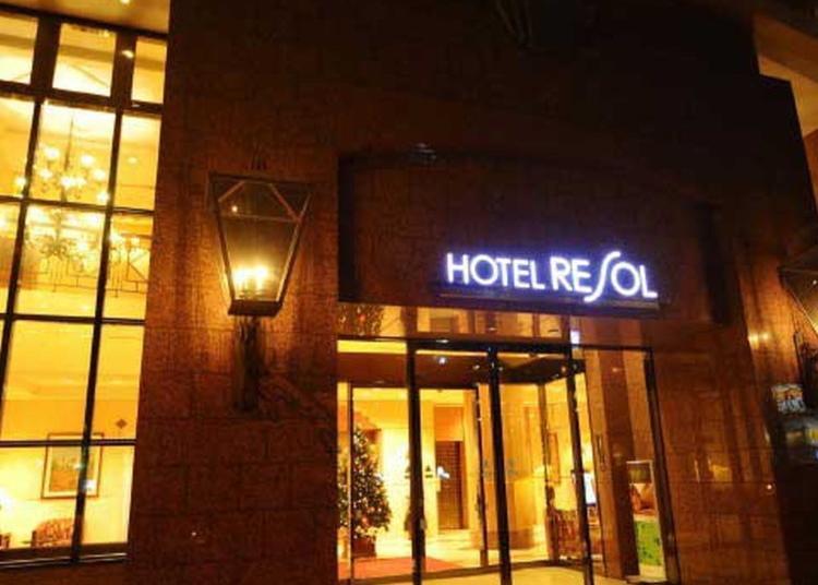 10.HOTEL RESOL SAPPORO NAKAJIMAKOUEN