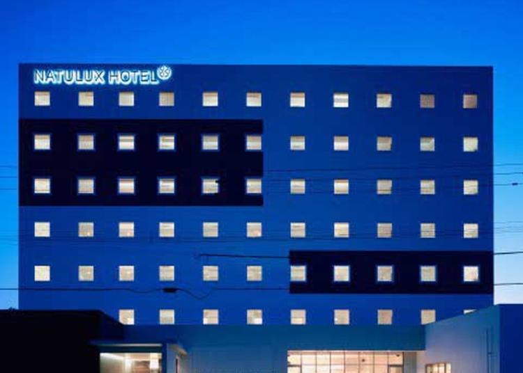 4.FURANO NATULUX HOTEL