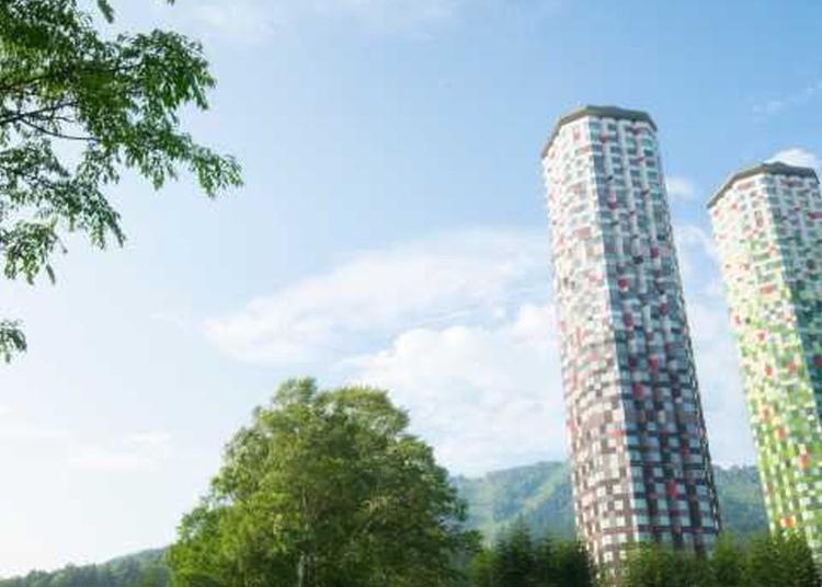 8.Hoshino Resorts Tomamu The Tower