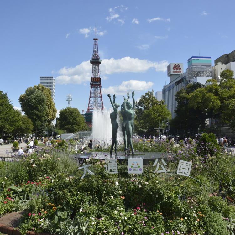 【홋카이도x공원】일본을 방문한 외국인들의 인기시설 랭킹 2019년 10월 편